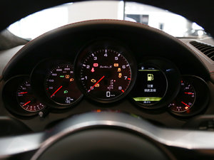 2016款Turbo S  仪表