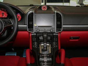 2016款Turbo S  中控台