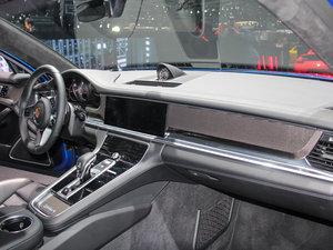 2017款Turbo Sport Turismo 空间座椅