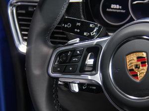 2017款Turbo Sport Turismo 中控区