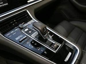 2017款4S  变速挡杆