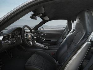2017款Carrera 4 GTS 空间座椅