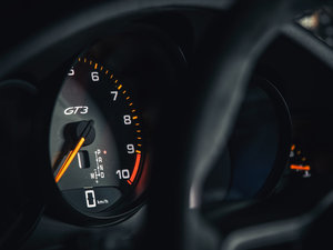 2017款GT3 中控区