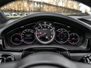 2018款Turbo 4.0T 仪表