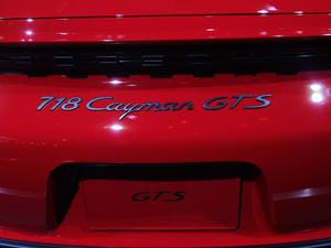 2018款718 Cayman GTS 细节外观