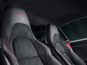 2018款718 Cayman GTS 空间座椅