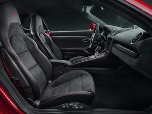 2018款718 Boxster GTS 空间座椅