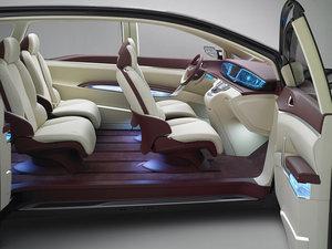 2009款基本型 空间座椅