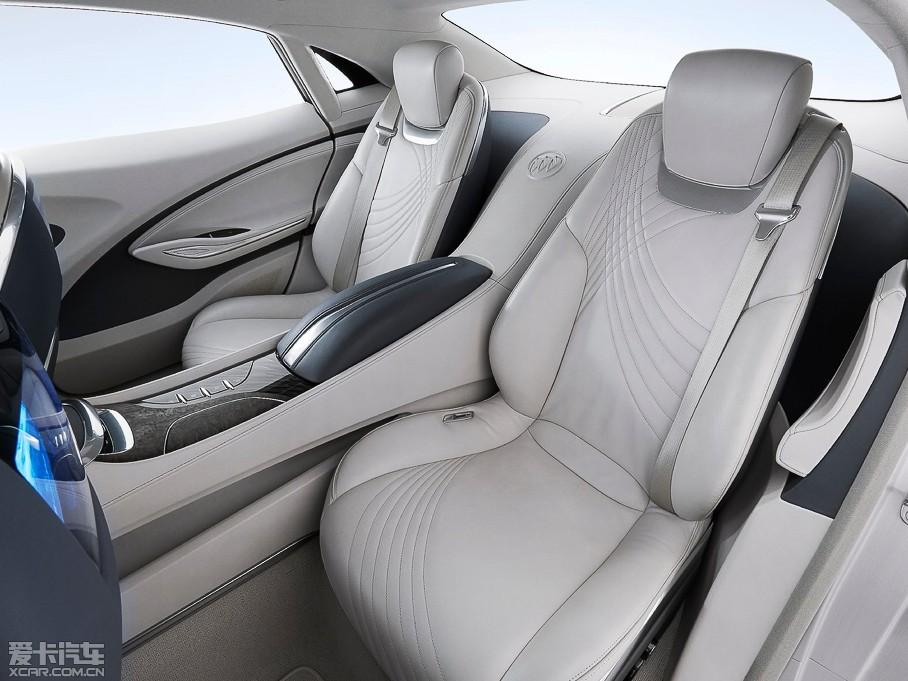 2015款概念车(未上市)-空间座椅(2/4)