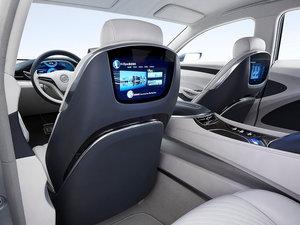 2015款概念车 空间座椅
