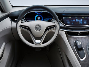 2015款概念车 中控区