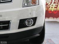 细节外观凯迪拉克SRX雾灯