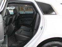 空间座椅凯迪拉克SRX后排空间