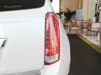 细节外观凯迪拉克SRX尾灯