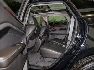 2015款3.6L 旗舰型 后排空间