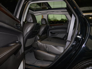 2015款3.6L 旗舰型 后排座椅放倒