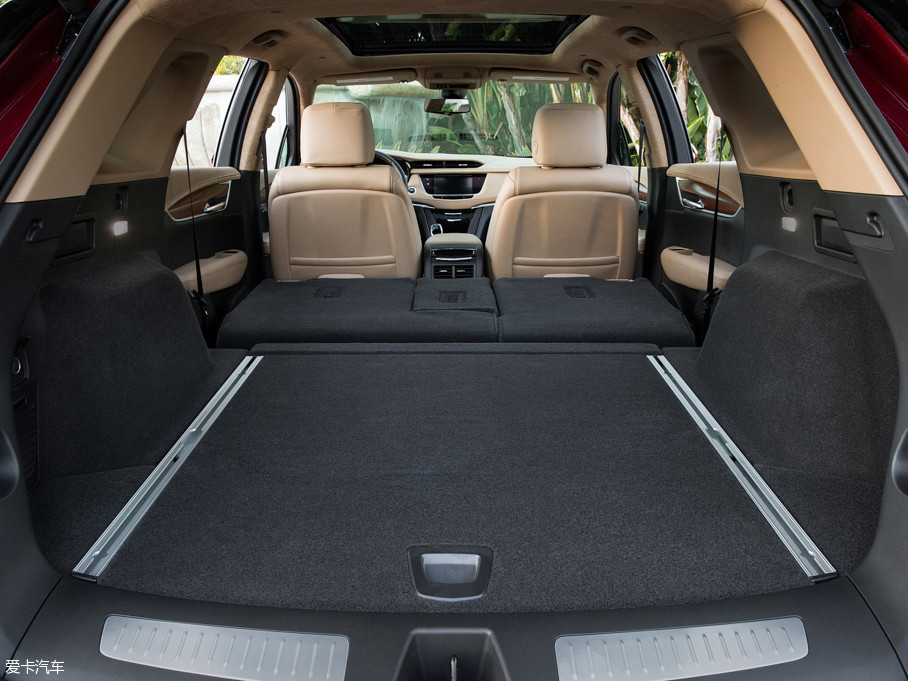 2016款凯迪拉克XT5(海外)基本型