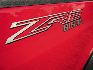 2019款ZR2 Bison 细节外观