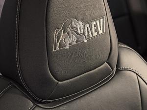 2019款ZR2 Bison 空间座椅
