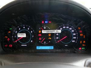 2011款2.4L 7座自动豪华导航版 仪表