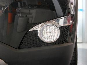 2011款2.4L 7座自动豪华导航版 雾灯