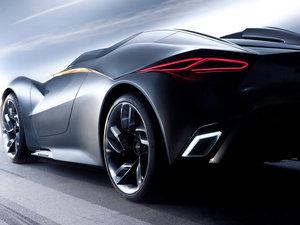2011款概念车 细节外观