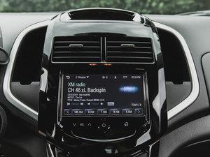 2014款Rs Sedan 中控区