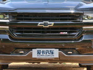 2017款6.2L LTZ+Z71 Midnight幻影版 中网
