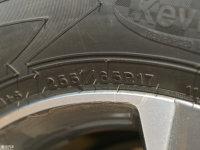 细节外观库罗德轮胎尺寸