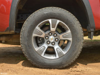 细节外观库罗德轮胎