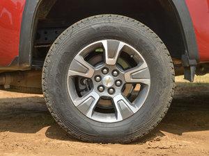 2017款3.6L Z71 MidNight 幻影版 轮胎