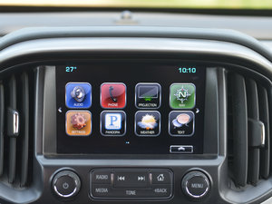 2017款3.6L Z71 MidNight 幻影版 中控台显示屏