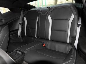 2017款RS 后排座椅