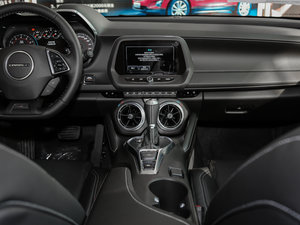 2017款RS 中控台