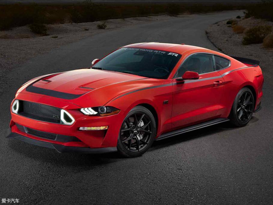2019款MustangSeries 1 Mustang RTR