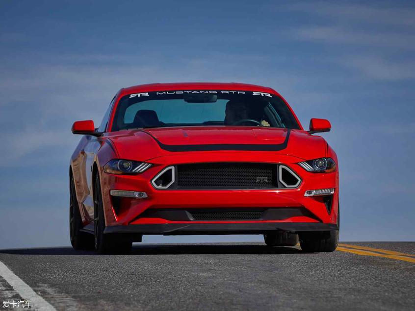 福特(进口)2019款Mustang