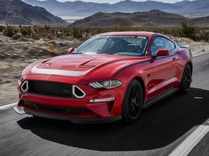 2019款Mustang