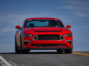 2019款Series 1 Mustang RTR 整体外观