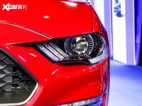 細節外觀Mustang頭燈