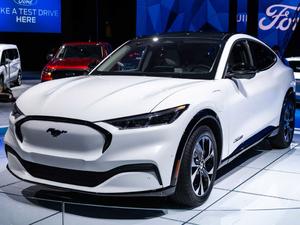 2020款Mustang Mach-E