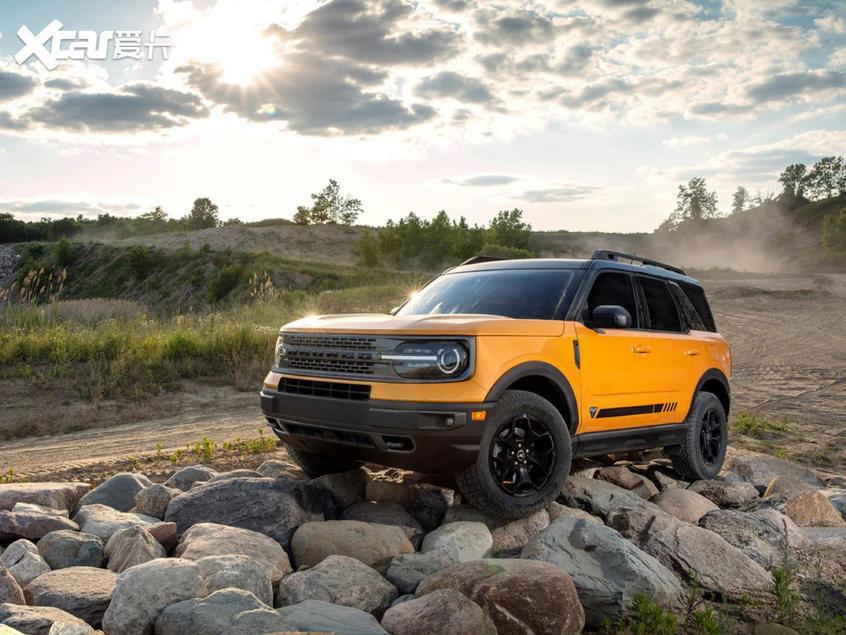 福特(进口)2021款Bronco
