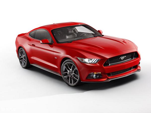 【图文】福特野马V8车型上市 售价75.8-76.4万元_爱卡汽车