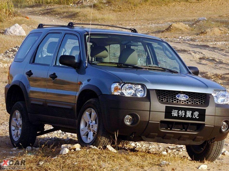文章 论坛 当前位置: 爱卡首页 汽车图片 福特 福特(进口) 2005款翼虎图片
