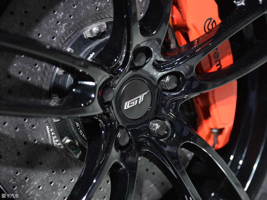 2017款福特GT3.5T V6