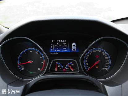 福特(进口)2016款福克斯RS