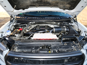 2017款3.5T 性能劲化版 发动机