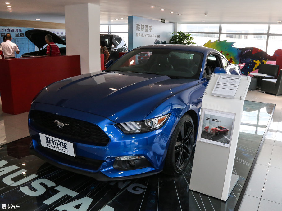2017款Mustang 2.3T 性能版