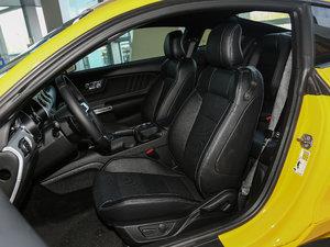2017款2.3T 运动版 前排座椅
