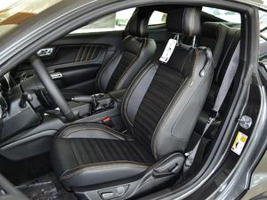 2017款5.0L GT 性能版 前排座椅