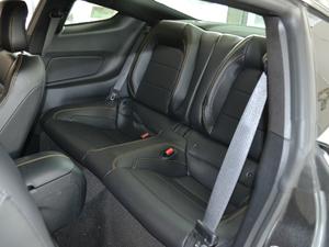 2017款5.0L GT 性能版 后排座椅